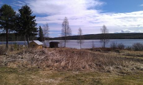 Bastun vid Bysjön